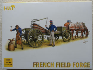 HaT 1/72 HAT8107 French Field Forge (Napoleonic)